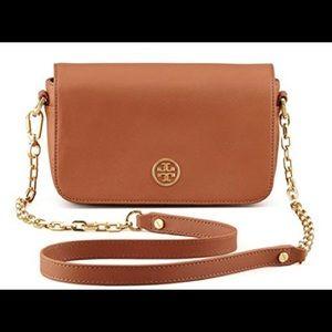 Tory Burch Robinson Chain Saffiano Leather Bag